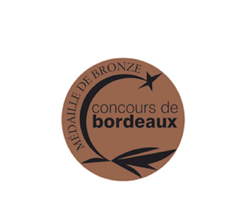 Médaille de Bronze Château Chéreau 2016